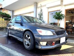 トヨタ アルテッツァ RS200 車高調/2WAY LSD/フルバケ/ストレートマフラー/ETC