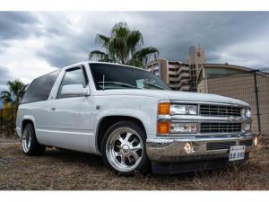 シボレータホ LS 1999年式最終モデル 新車並行 LS-RWD ボーテックエンジン 3ドア シート貼替済み バドニックビレット17AW