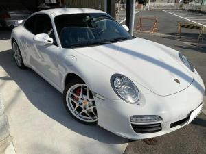 ポルシェ 911 911カレラS PDK スポーツクロノパッケージ 純正ナビ バックカメラ ETC 純正19インチアルミホイール レッドキャリパー