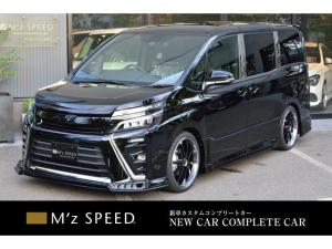 トヨタ ヴォクシー ZS 7人乗 ZEUS新車カスタムコンプリート ローダウン