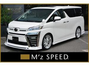 トヨタ ヴェルファイア 2.5Z 7人乗 ZEUS新車カスタムコンプリート