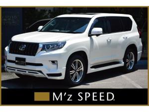 トヨタ ランドクルーザープラド TX Lパッケージ 5人乗 ディーゼルエンジン ZEUS新車カスタムコンプリートカー