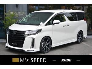 トヨタ アルファード 2.5S Cパッケージ ZEUS新車カスタムコンプリートカー
