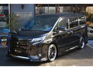 トヨタ ノア Si 7人乗 ZEUS新車カスタムコンプリート ローダウン