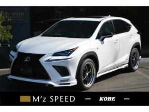 レクサス NX NX300 Fスポーツ ZEUS新車カスタムコンプリート