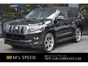 トヨタ ランドクルーザープラド TX-L 5人乗 ZEUS新車カスタムコンプリートカー