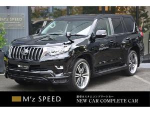 トヨタ ランドクルーザープラド TX 7人乗 ZEUS新車カスタムコンプリートカー