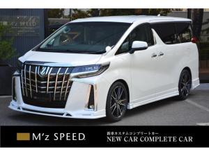 トヨタ アルファード 2.5S C即納車 ZEUS新車カスタムコンプリー