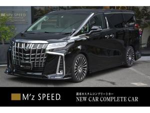 トヨタ アルファード 2.5S Cパッケージ ZEUS新車カスタムコンプリ