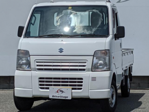 スズキ キャリイトラック KCエアコン・パワステ 5MT/3方開/禁煙車/地区限定車