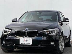 BMW 1シリーズ 116i ユーザー買取/純正ナビ/Bluetooth/USB/キーレス/ミュージックサーバー/HID