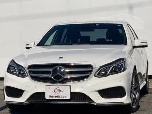 メルセデス・ベンツ Eクラス E250 アバンギャルド AMGスポーツパッケージ/レーダーセーフティ/キーレスゴー/フルセグナビ/全周囲カメラ/Pシート/シートヒーター/Bluetooth/DVD再生/ETC/18アルミ/LEDヘッドライト/車検整備付