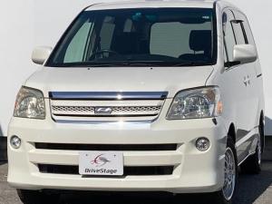 トヨタ ノア X Gセレクション 8人乗り/スマートドアロックシステム/社外フルセグナビ/Bカメラ/Bluetooth/DVD再生/両側電動スライドドア/ETC2.0/HID/シートカバー/スタッドレスタイヤ付/ユーザー買取車両