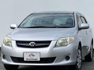 トヨタ カローラフィールダー 1.5X Gエディション HDDナビゲーション・フルセグ/禁煙車/DVD再生/CD/Bluetooth/ETC/電動格納ミラー/キーレスエントリー/オートエアコン/パワステ/ABS