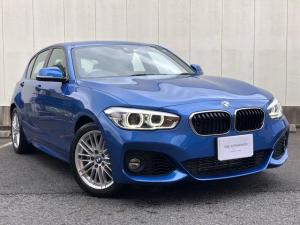 BMW 1シリーズ 118iMスポーツ コンフォートパーキングサポートP新車保証
