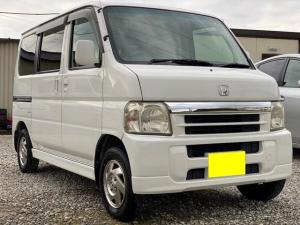 ホンダ バモス ターボ 4WD 4AT ETC