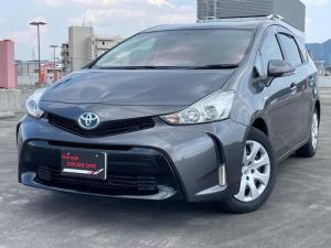 トヨタ プリウスアルファ S Lセレクション 後期 LED ナビ Bluetooth