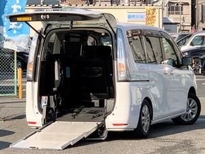日産 セレナ 20S チェアキャブスロープ 車いす1名サード仕様 送迎