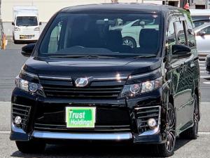 トヨタ ヴォクシー ZS /LED/18AW/10型フルセグナビ/両側電動/7名