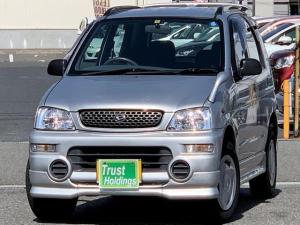 ダイハツ テリオスキッド CLカスタム/ターボ/センターデフロック付4WD/フルエアロ