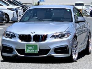 BMW 2シリーズ M235i革/harman/kardon/19AW/フルセグ