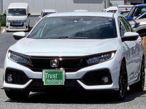 ホンダ シビック ハッチバック ホンダセンシング/フルセグナビ/CarPlay