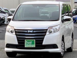 トヨタ ノア X ディライトプラス /ツインTV/両側電動/スマートキー