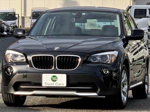 BMW X1 sDrive 18i /リングポジション/バイキセノンヘッド/LEDリヤコンビ/フォグ/17AW/地デジナビ/バックカメラ/ETC/デュアルエアコン/コンフォートアクセス/禁煙車/車検整備付