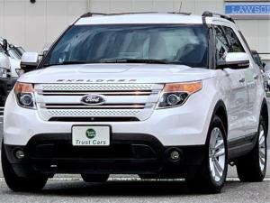 フォード エクスプローラー リミテッド /サンルーフ/LEDヘッド/18AW/BLIS/CTA/本革/パワーシート/エアシート/ステアヒーター/フルセグナビ/マイフォードタッチ/5.1ch/DSRC/パワーリフトゲート