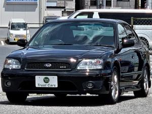 スバル レガシィB4 RSタイプB /BE後期/5速MT/水平対向/4WD/HIDヘッド/フォグ/ビルシュタインショック/16AW/BSタイヤ/MOMOレザーステア/レザーシフトノブ/パワーシート/車検整備付