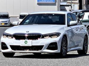 BMW 3シリーズ 320i Mスポーツ /ドライビングアシスト/ハンズオフ/フルLED/エアロ/18AW/ウェルカムカーペット/10型ナビ/CarPlay/トップ+3Dビュー/パーキングアシスト/PDC/12型メーター/電動トランク