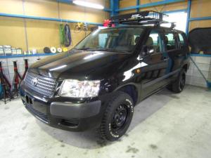 トヨタ サクシードワゴン TX 4WD 2インチリフトアップ パワーステアリング パワーウィンドウ