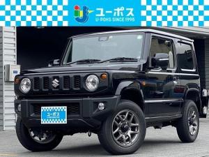 スズキ ジムニー XC 4WD・届出済み未使用車・フロアマット・衝突軽減システム