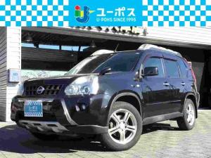 日産 エクストレイル 20Xt 4WD・防水シート・ハイパールーフレール・ナビ・インテリキー
