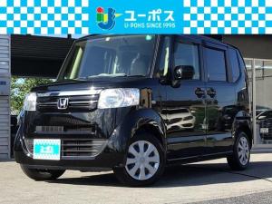 ホンダ N-BOX G スマートキー・プッシュスタート・ナビ・TV・ETC