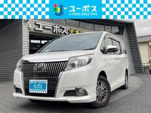 トヨタ エスクァイア Xi 7人乗り 両側電動スライド・後席モニター・ナビ・フルセグTV