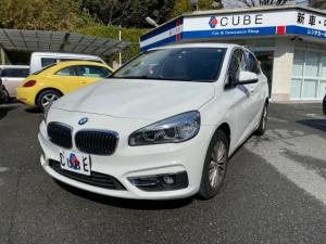 BMW 2シリーズ 218dアクティブツアラー ラグジュアリー