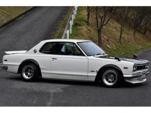 日産 スカイライン  GT GT-R仕様 L28改3Lエンジン ハイカム ソレックス50Φキャブレター タコ足 デュアル クラッチ LSD R32タイプMキャリパー