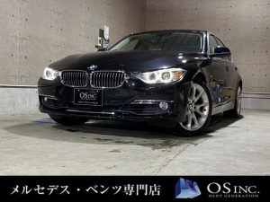 BMW 3シリーズ 328iラグジュアリー 320i/ラグジュアリー/オートライト/コーナーセンサー/パワーシート/シートメモリー/シートヒーター/純正ナビ/純正AW/ETC/バックカメラ/ホワイトレザー