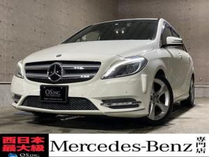 メルセデス・ベンツ Bクラス  B180/ブルーエフェンシー/クルーズコントロール/オートライト/ヘッドライトウォッシャー/バックカメラ/Bluetooth/純正ナビ/TV/ETC