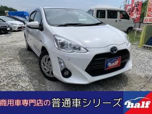 トヨタ アクア S 外品ナビ ETC