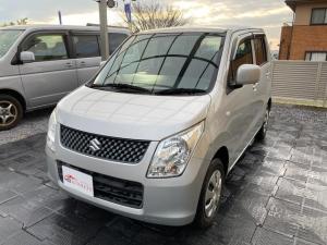 スズキ ワゴンR FX ユーザー買取・純正オーディオ・電動格納ミラー・ベンチシート・新品シートカバー付・車検R5年4月