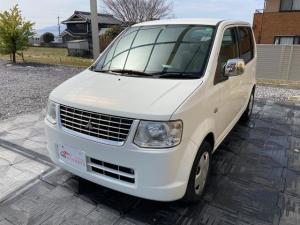 三菱 eKワゴン MX ユーザー買取・キーレス・純正オーディオ・電格ミラー・ベンチシート・盗難防止・衝突安全ボディ