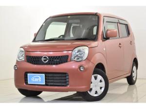 日産 モコ S 全国対応1年保証付 社外フルセグナビ キーレス