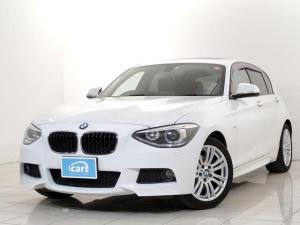BMW 1シリーズ 116i Mスポーツ サンルーフ iDriveナビゲーションPKG パーキングサポートPKG ETC バックカメラ ウィンカー付ドアミラー オートエアコン アイドリングストップ オートライト HIDヘッドランプ