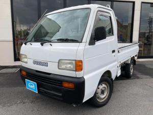 スズキ キャリイトラック KU 切替式4WD 当社ユーザー様買取車 エアコン 5MT ELギア