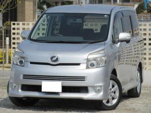 トヨタ ヴォクシー Z H20年式・走行7.6万キロ・電動スライドドア・TV・DVD・ナビ・ETC・Bluetoothオーディオ・バックカメラ完備・禁煙車