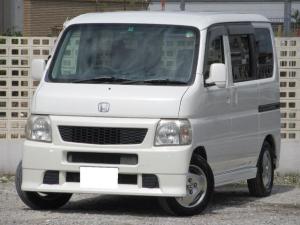 ホンダ バモス L オートマ・4WD車・ホワイトパール色