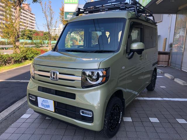 新品リフトアップ・新品アルミ・新品MTタイヤ 新品純正キャリヤ・新品ルーフラック