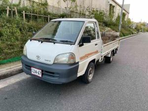 トヨタ タウンエーストラック  スイング式パワーゲート・ディーゼル0.9トン